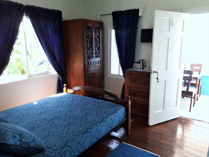 Superior Double Room Miller S Guest House Tobago